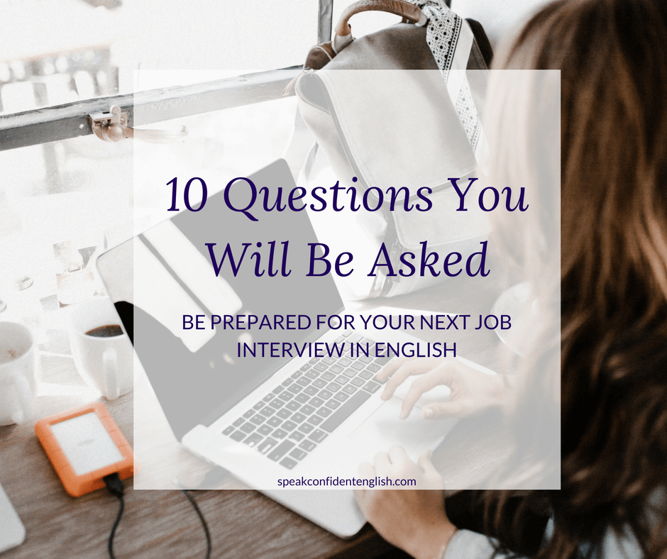 how to speak english in interview pdf