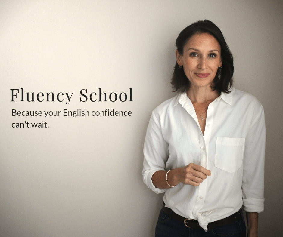 Annemarie with Fluency School