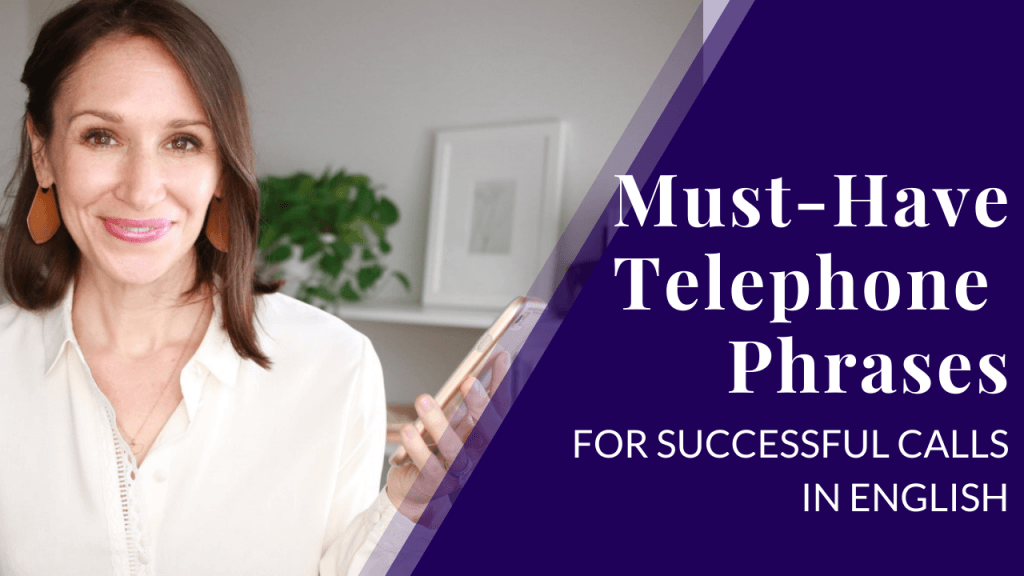 Useful Telephone Phrases for Successful Calls in English